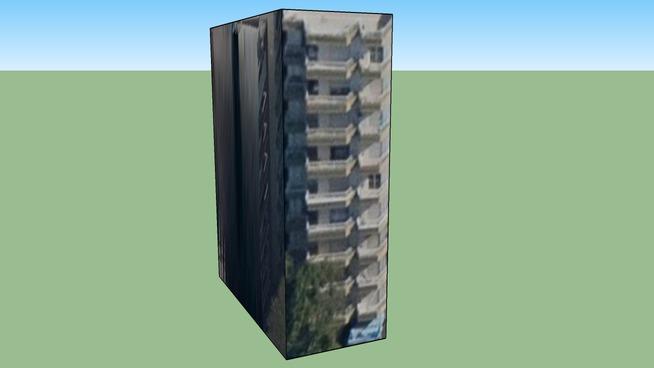 Edificio en Av Independencia 103, Mar del Plata, Buenos Aires, Argentina