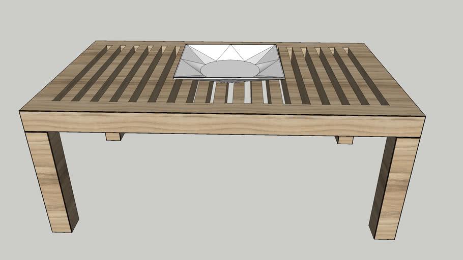 Jídelní stůl, Table