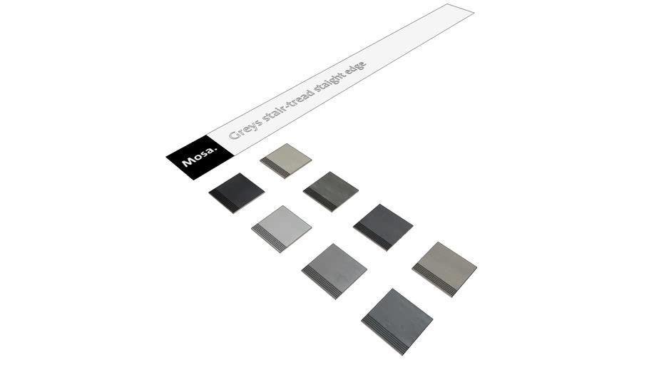 Greys stair-tread straight edge