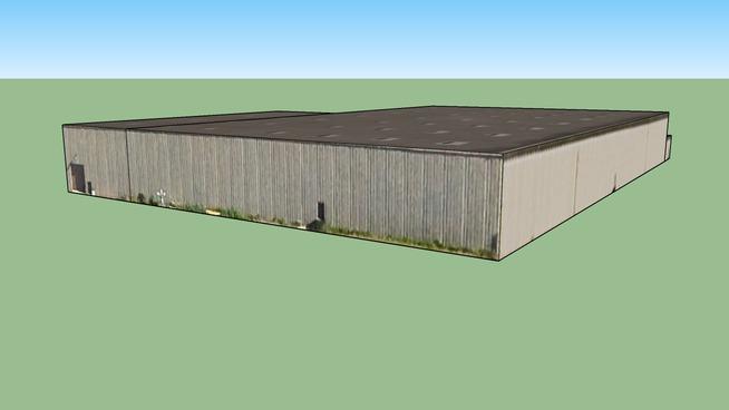 Warehouse  in Minneapolis, MN, USA by nakratz