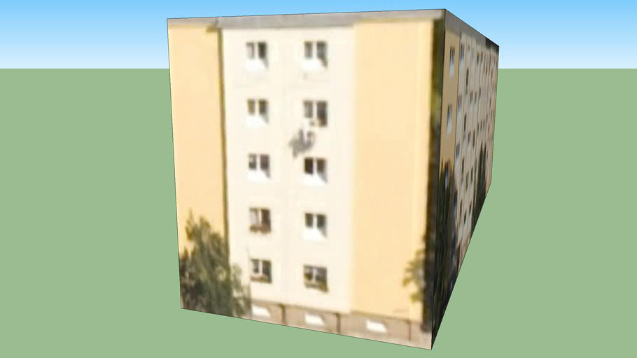Budova na adrese Praha, Česká republika, Fillova