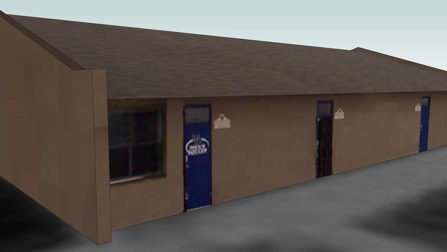 Soccer-Softball Locker Rooms