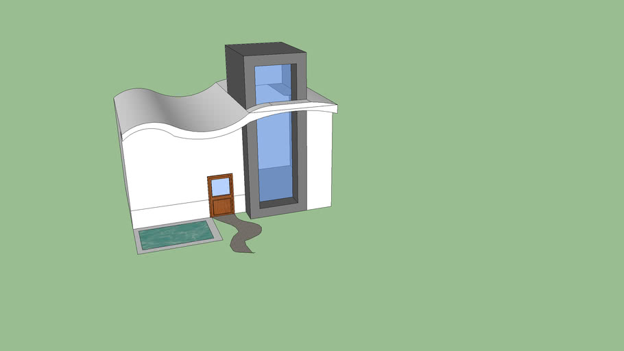 Modern Small House-1
