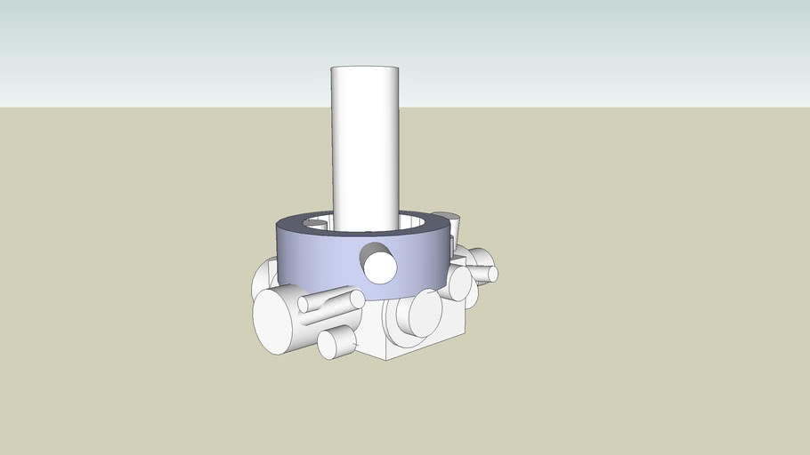 Cubic Cylinders