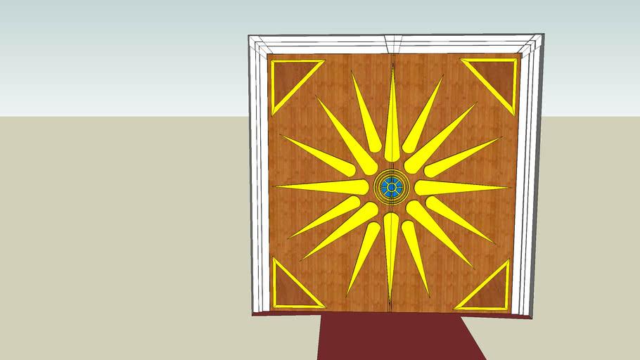 Macedonian Door