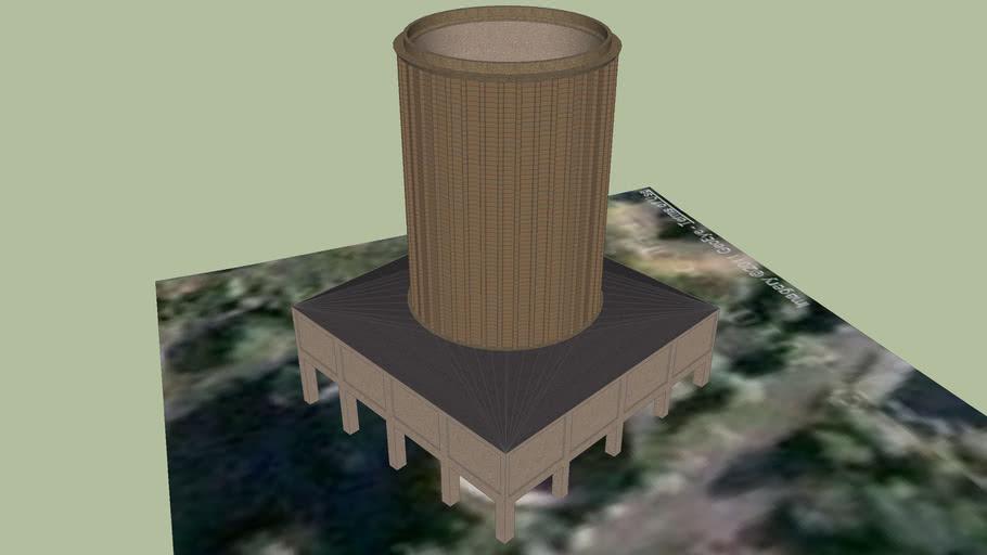Turnul de răcire