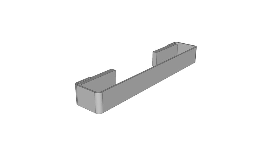 BA0169 - SOUL TOALHEIRO SIMPLES 300