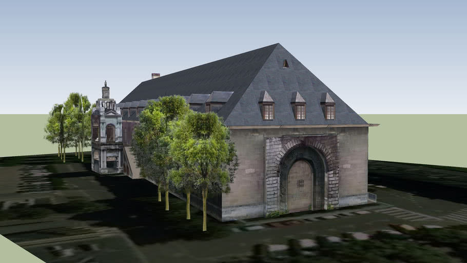 Halle aux Toiles - Rouen