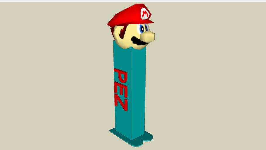 Super Mario Pez Despenser