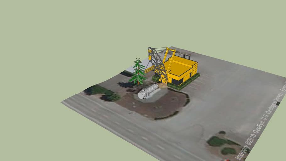 Sicklesteel Cranes Inc Corporate Headquarters