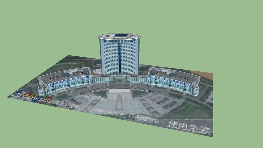 哈尔滨市政府大楼(陈家龙)