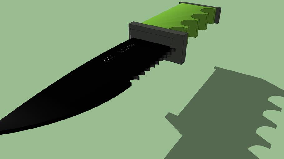 XXX slice bayonet