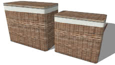 STORAGE BASKETS/BOX