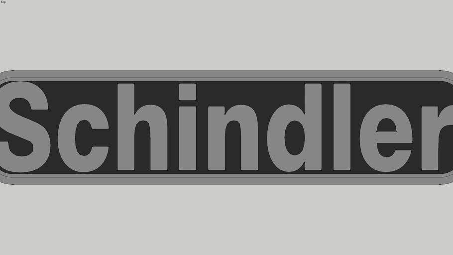 Schindler sill plate