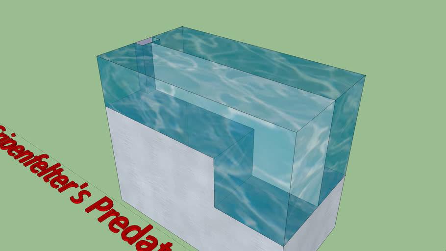 Predator/Reef Safe Tank