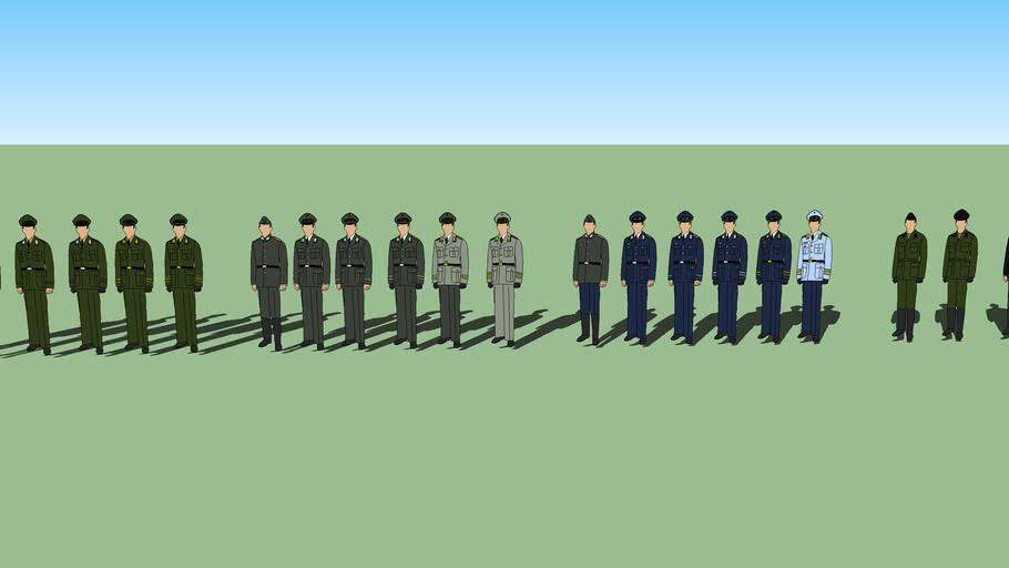 EPD Army Uniforms