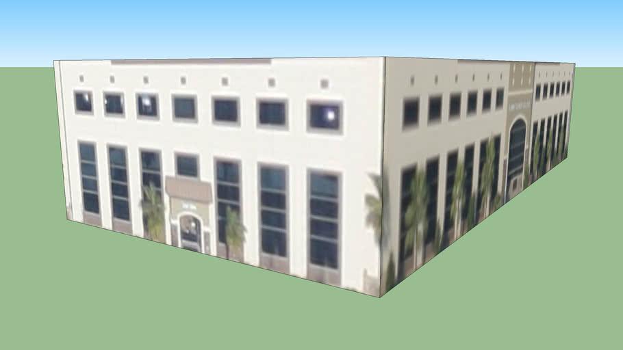 Building in Colton, Loma Linda, CA, USA