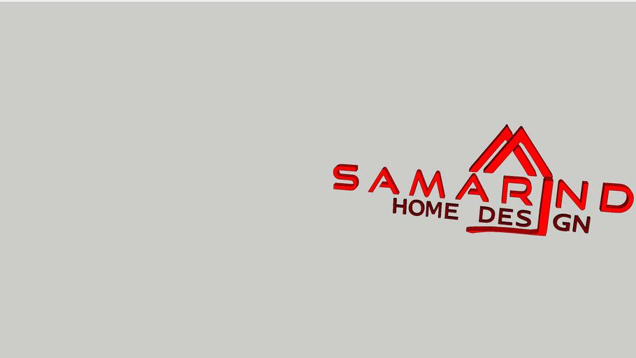LOGO SAMARINDA HOME DESIGN