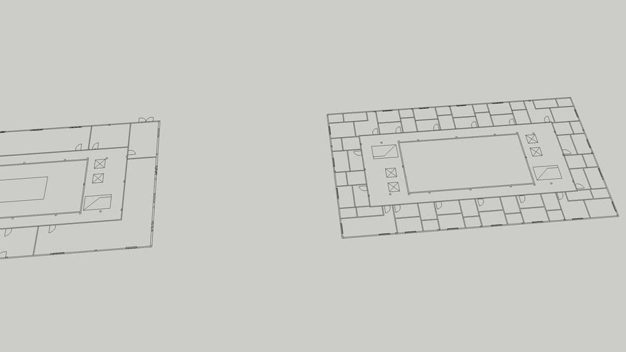 Sketchup accomodation 2