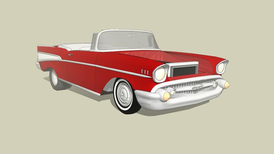1957 Custom Bel-Air