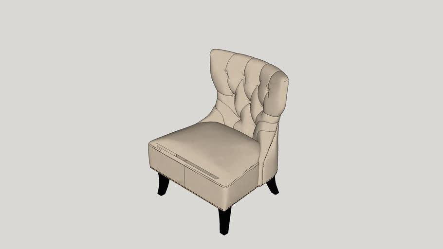 Gravesend Slipper chair
