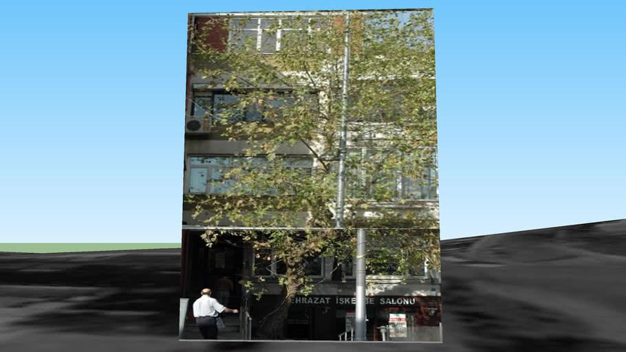 Ortaköy 13071. Ada bina 01