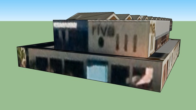 Bâtiment situé St Kilda Victoria, Australie