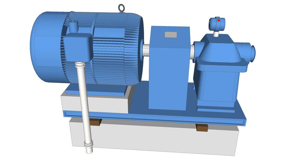 Horizontal Water Pump