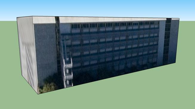 Universität Zürich Gebäude Y17 Irchel