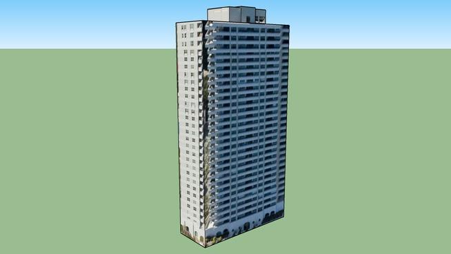 此建築物位於 邁阿密, 佛羅里達州, 美國