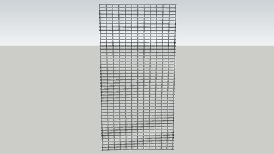 Dynamic Welded Wire Fencing 3d Warehouse