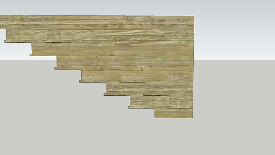 Concrete Staircase MODEL 3