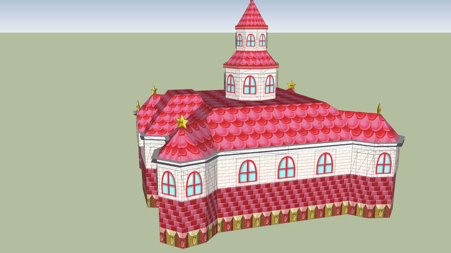 GCN Mario Circuit - Castle