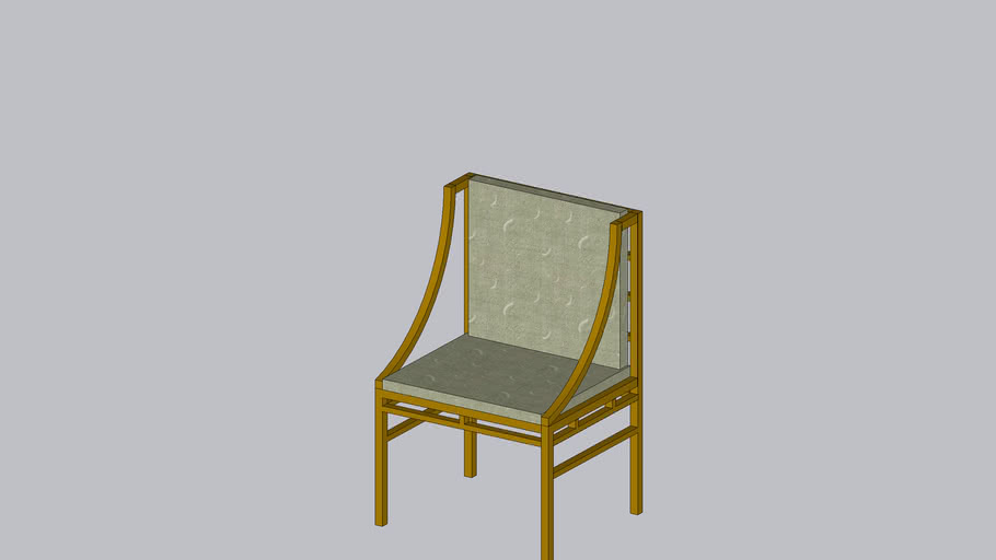 JOSH. Atelier - Cadeira Ponta de Mesa