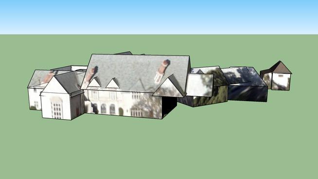Greystone Mansion