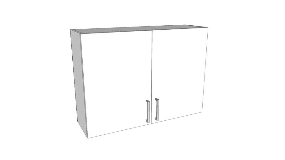 Dvokrilni gornji element - 100 cm