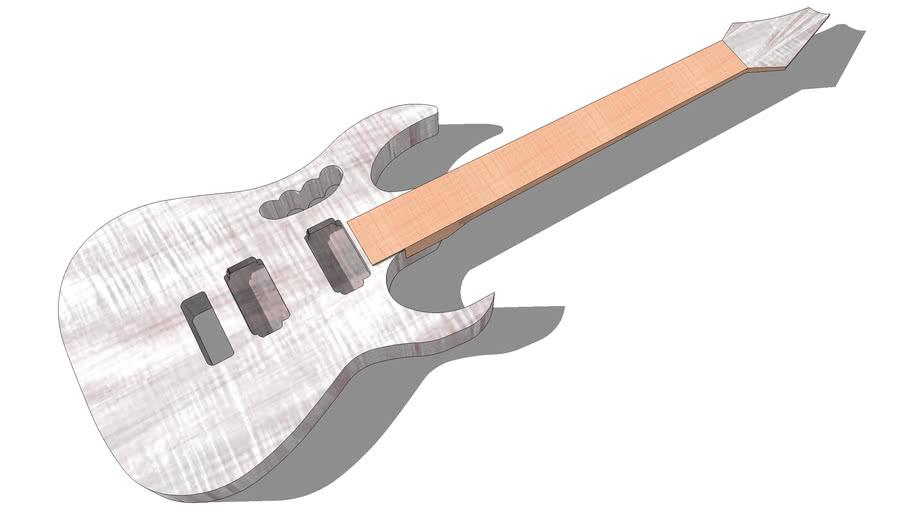 My Tagima Jem guitar
