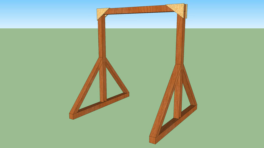 8ft Suspension Gallows Frame