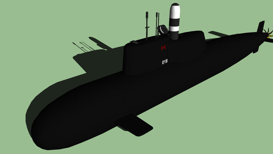 HMCS Jasper SSBN