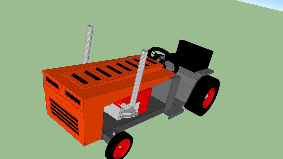 Kustom Race mower 2