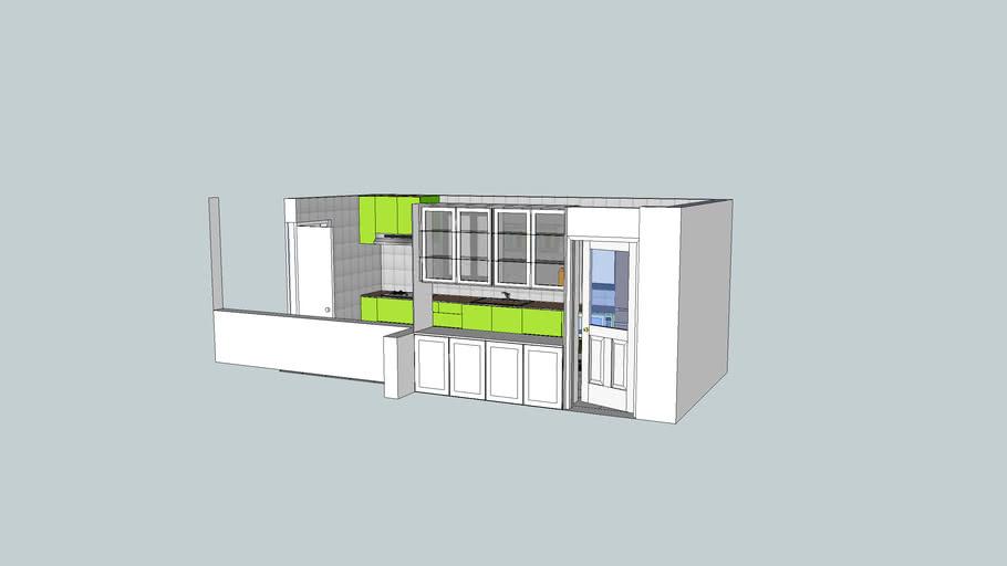 廚房設計圖