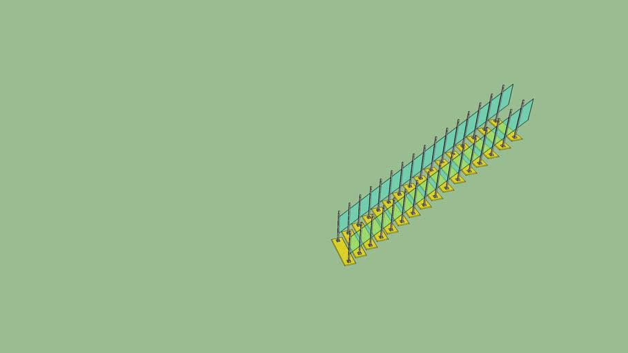 glass railing01