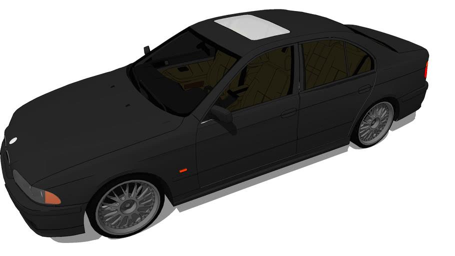 Vehicles - 2001 BMW E39 540i