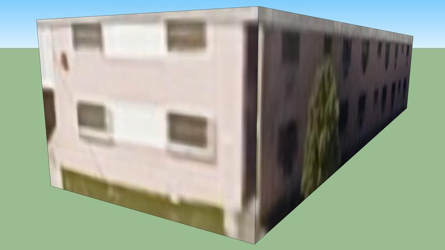 Ēka adresē Miami, Florida, Amerikas Savienotās Valstis