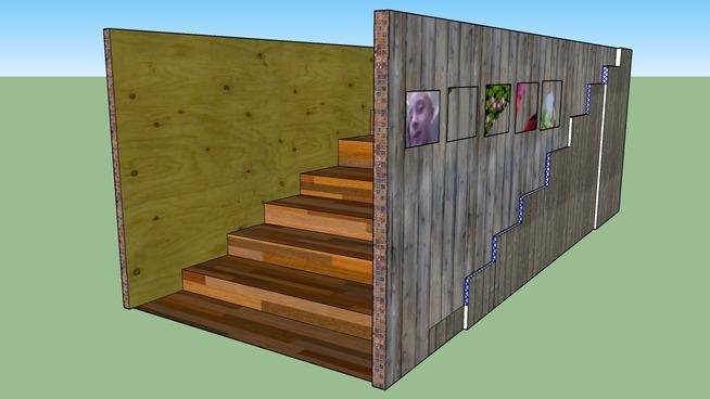 posh staircase