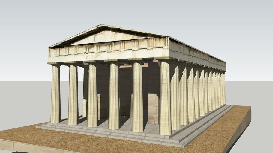 Athens, Temple of Hephaestus