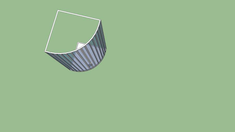 box doccia semicircolare