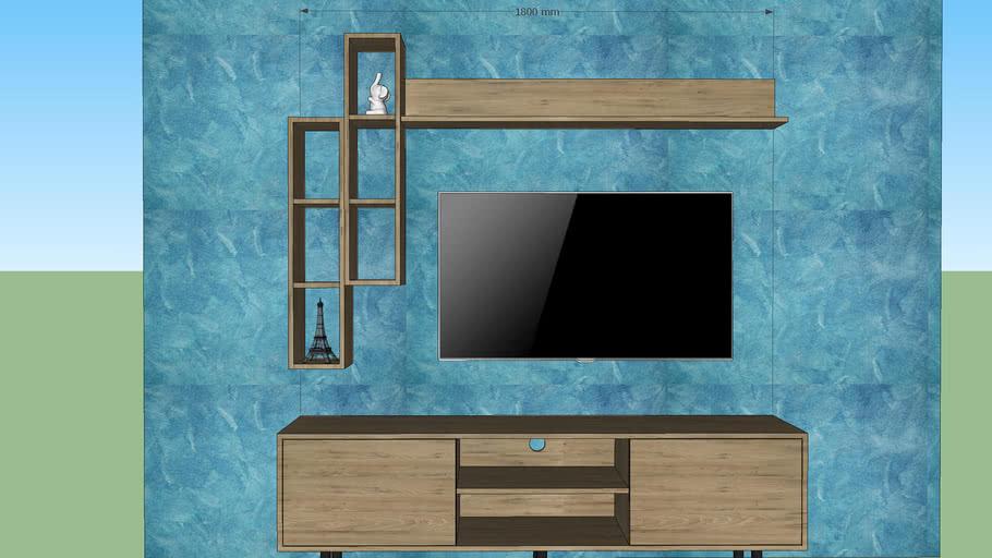 TV Unit - 6'