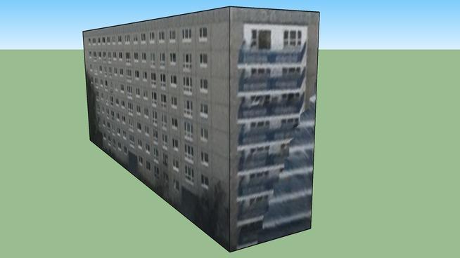 Building in Berlin, Niemcy