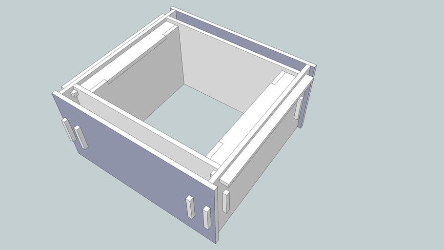 Warre box (plywood
